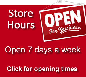 picton home hardware store hours