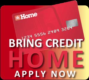 home hardware credit card