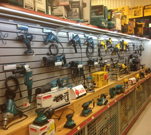 home hardware tools department